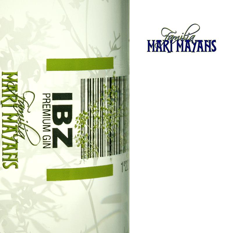 Bild von IBZ Premium Gin (0,7 L) - Familia Marí Mayans