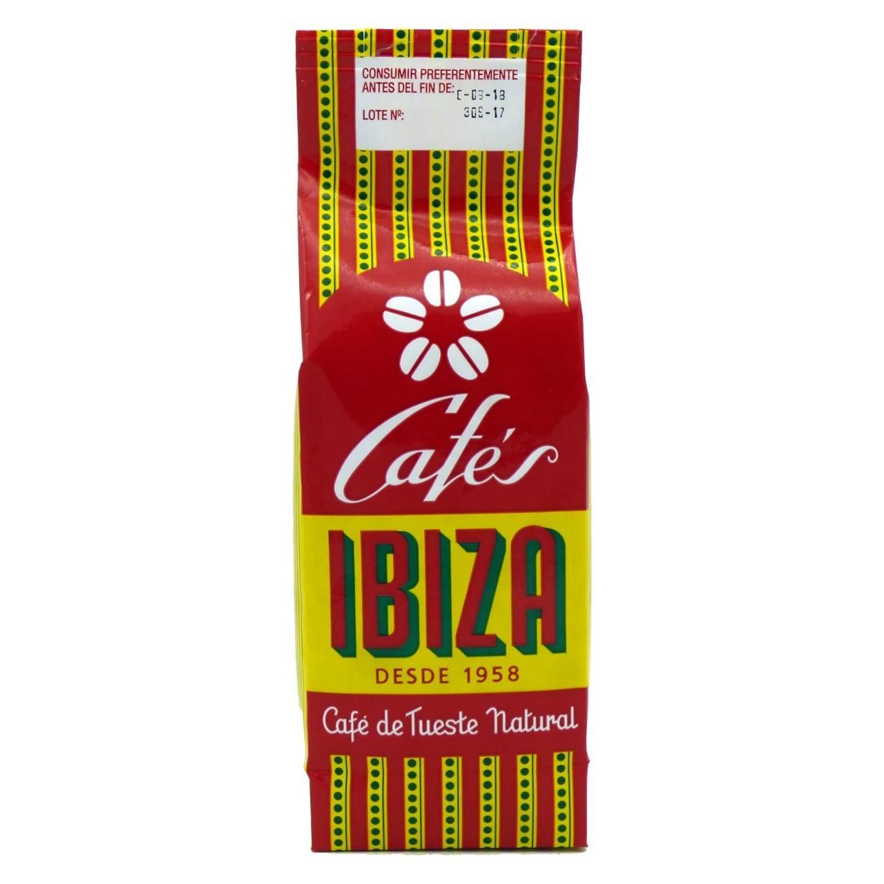 """Bild von Kaffee - Cafés Ibiza """"Extra Superior"""" ganze Bohnen (250 g)"""