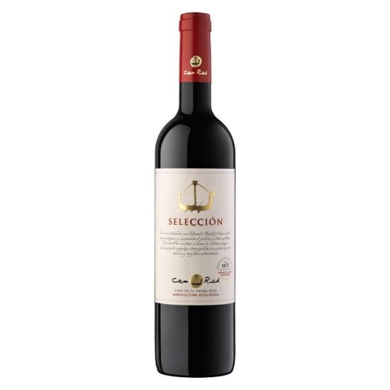 Bild von Tinto Selección - Rotwein (0,75 L) - Can Rich