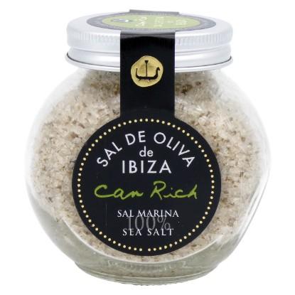 Bild von Olivensalz - Sal de Oliva de Ibiza (200 g) - Can Rich