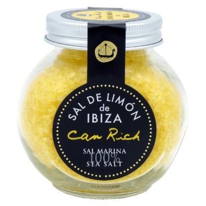 Bild von Zitronensalz - Sal de Limón de Ibiza (200 g) - Can Rich