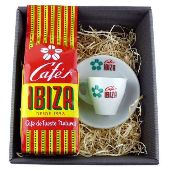 """Geschenkset """"Ibiza Kaffeegenuss"""" (Beispiel)"""