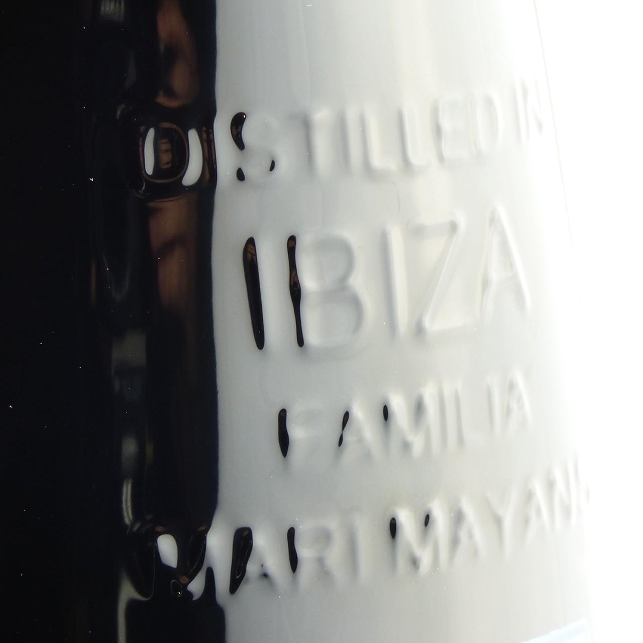 Bild von Hierbas Ibicencas BLACK EDITION (1,0 L) - Kräuterlikör - Familia Marí Mayans