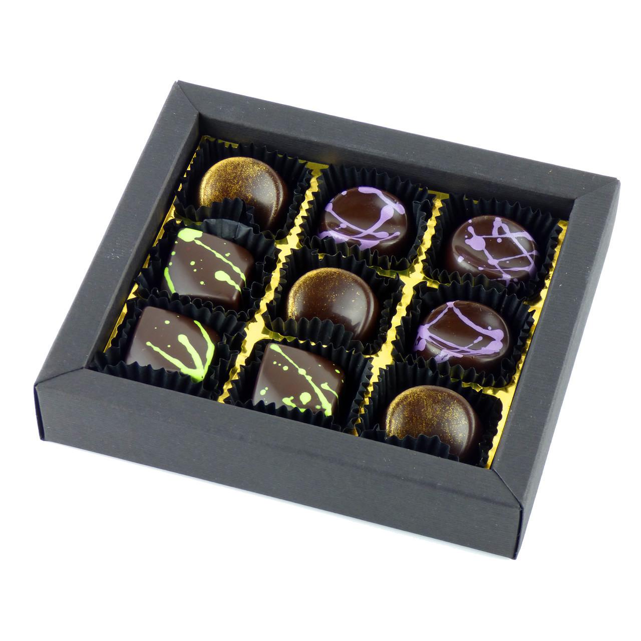 Bild von My Sweet IBIZA - Handgemachte  Schokoladenpralinen mit Creme-Füllung
