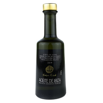 Extra Natives Bio Olivenöl (250 ml) - Can Rich Vorderseite