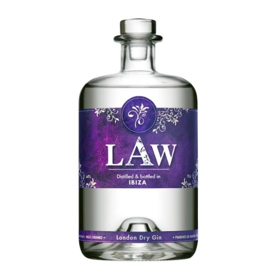 Bild von LAW Premium Dry Gin (0,7 L)